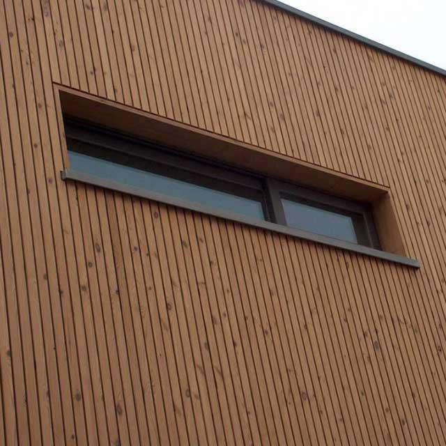 термососна для фасада