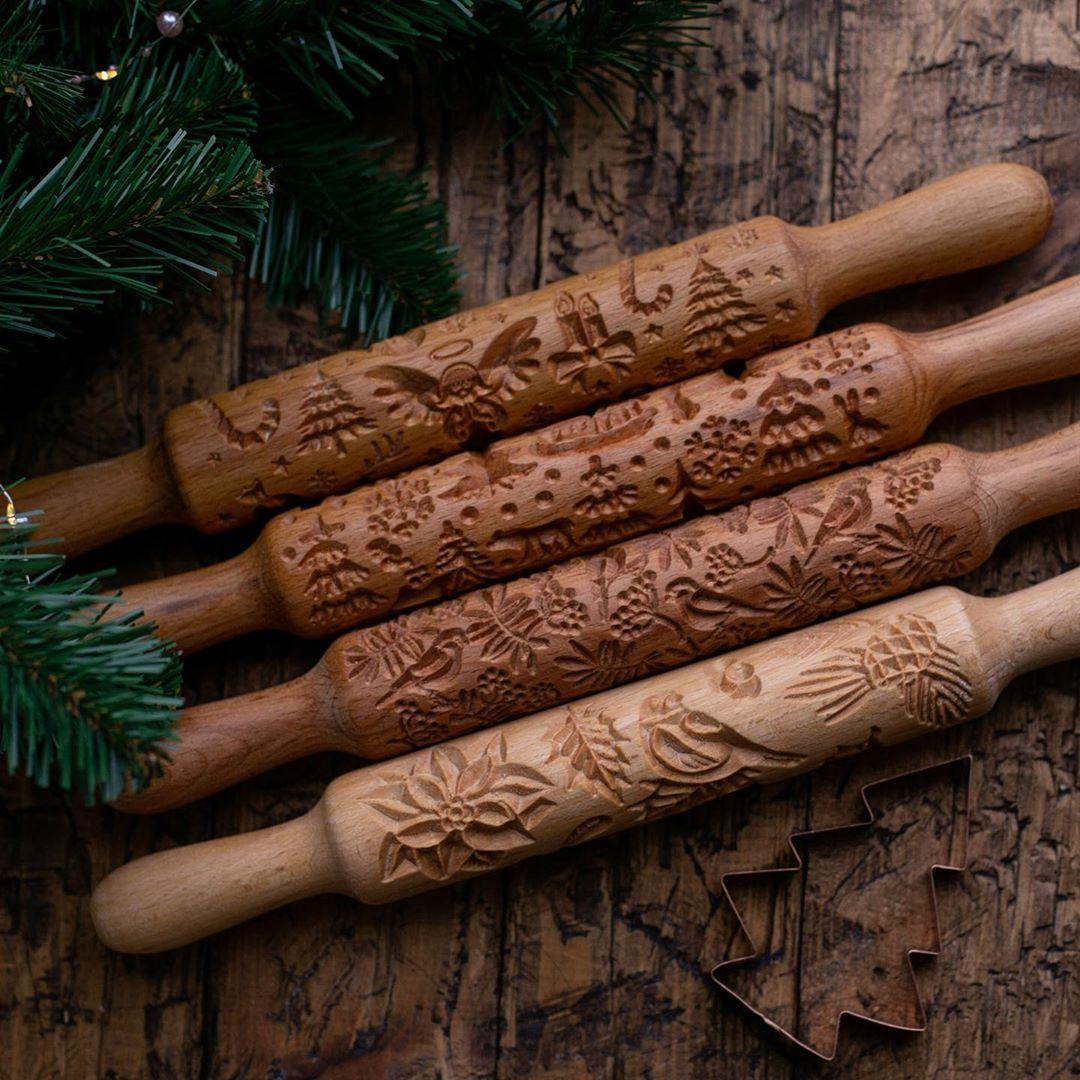 Изделия из древесины пихты.
