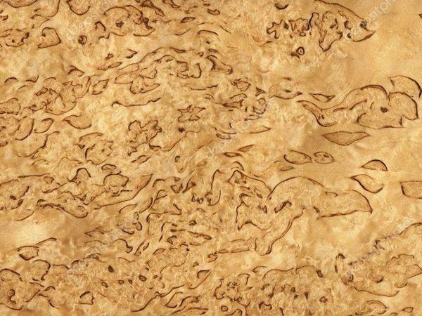 Текстура карельской березы.